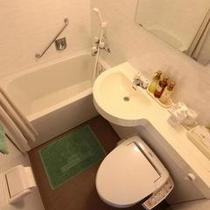 広めのお風呂