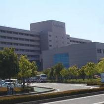 周辺病院:春日井市民病院