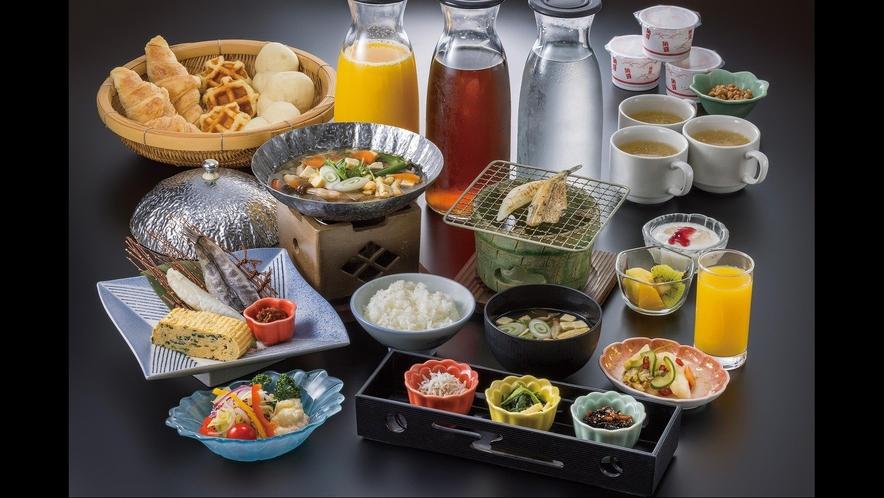 朝食料理写真(イメージ)