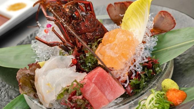 【冬グレードアップ】 「天然クエ・熊野牛・伊勢海老の美味饗宴」