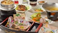 【日帰り昼食&温泉入浴付】 加太の春の定番 『天然桜鯛ミニ御膳』