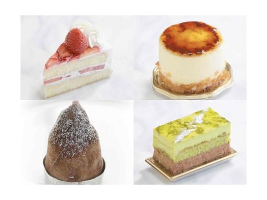 【お一人様ステイ】ホテルメイドのケーキをテイクアウト(朝食付/13時レイトチェックアウト)
