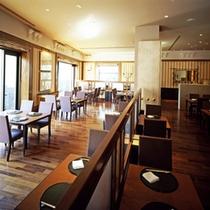 日本料理「おりじん」朝の店内イメージ