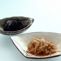お土産プラン:おりじんの日替わり惣菜 イメージ