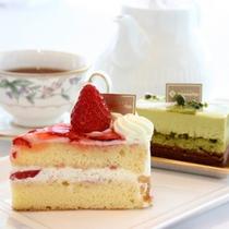 ◆ケーキセット