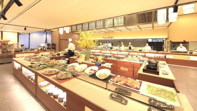 【グレードアップ!瑞雲楼和洋室】天然本鮪寿司&牛ステーキ&天ぷらetc新鮮作りたてビュッフェ♪