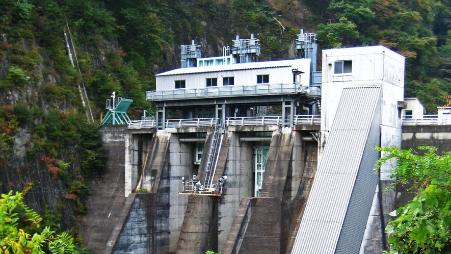 【観光施設】相俣ダム