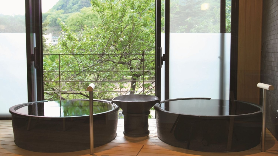 【貸切風呂】夢想の湯