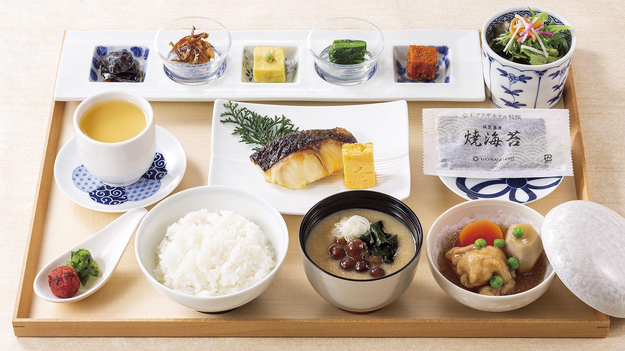 和食<かがり>(朝食イメージ)