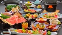 【仙台牛御膳】『仙台牛』をはじめ宮城の美食を楽しみたい方に♪(内容は季節に応じてかわります)