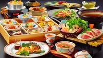 『鳴子ダイニング蔵饗人』で楽しむ贅沢鉄板焼き<あわび>の料理(内容は季節変更があります)