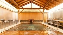 【男性用露天風呂】源蔵の湯