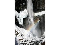 華厳の滝(冬)