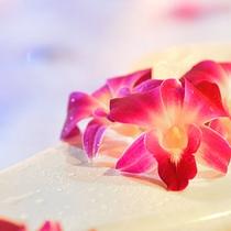 デンファレ(洋蘭)花風呂