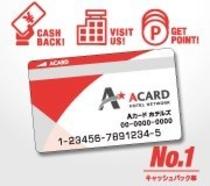 ポイントカードAカード
