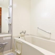*【ログハウス標準棟一例】お風呂。