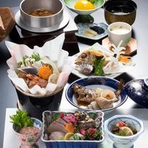 隠岐名物!海の幸をたっぷり盛り付けた豪快料理をお召し上がり下さい!