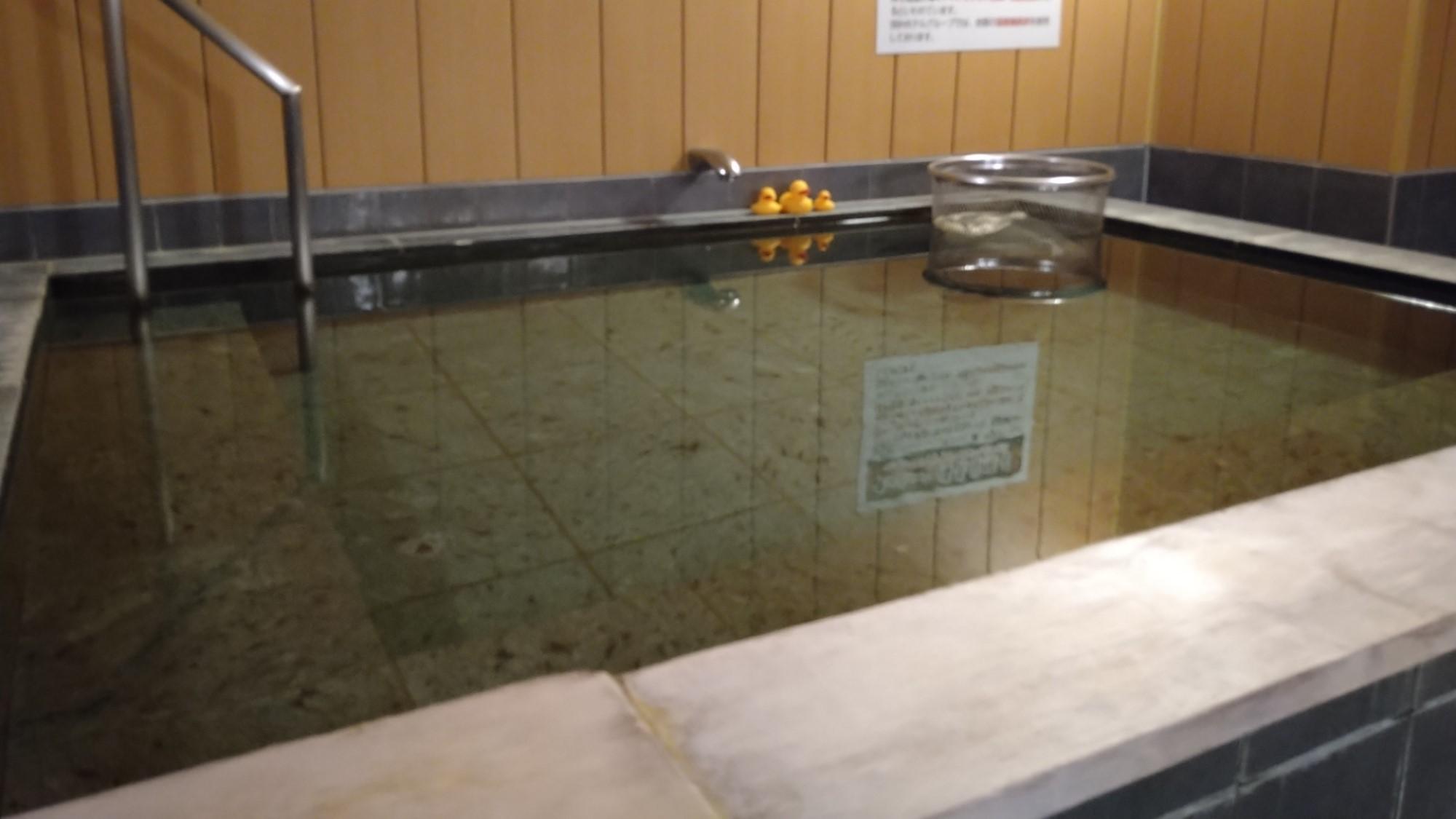 備長炭の大浴場6
