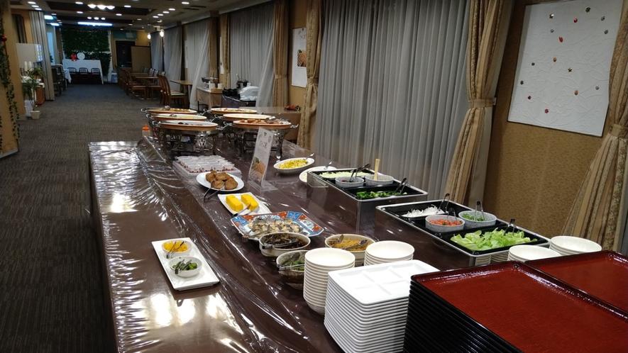 【朝食バイキング!】和洋30種類朝食バイキング