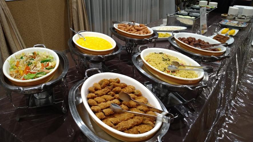 【朝食バイキング!】定番!卵料理&ウインナー♪