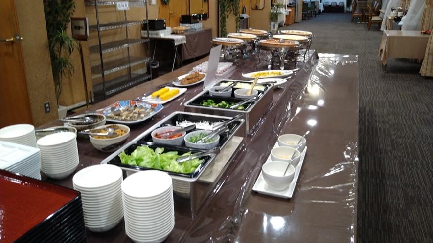 【朝食バイキング!】8F 6:30~8:45最終入店
