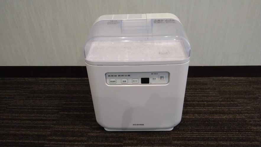【加湿機能付き空気清浄機】数量限定