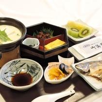 *【ご朝食一例】和定食