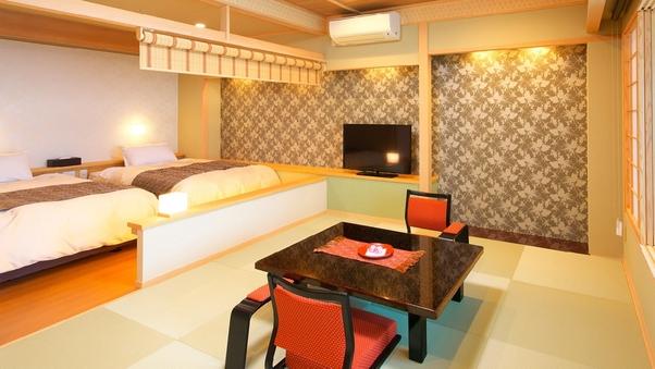 【和室】 露天風呂付特別室(和室8畳+ツイン)