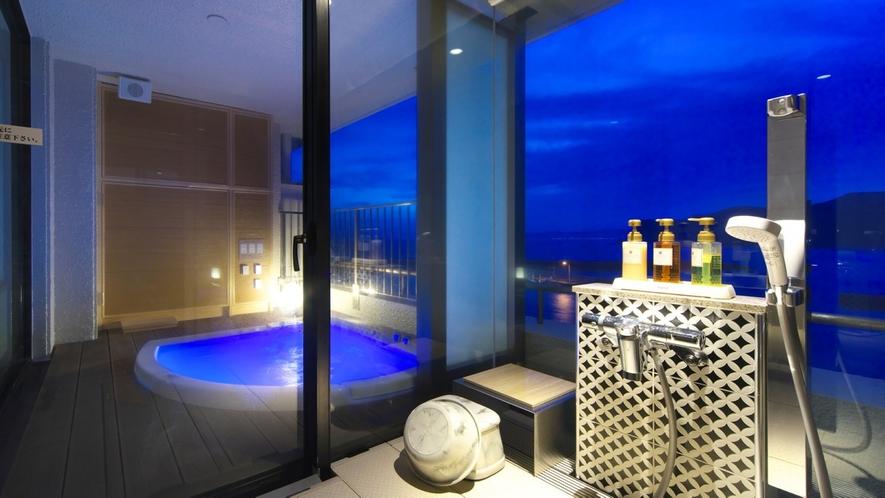 和室露天風呂付特別室【ジャグジー浴槽】