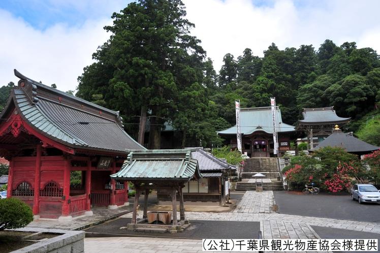 ■大本山 清澄寺/当館から車で約15分