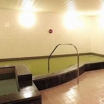 クア施設内のお風呂