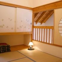 和室寝室 一例