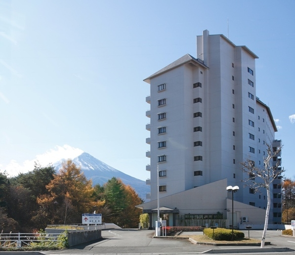 〜全室富士山ビュー〜1泊素泊まりプラン