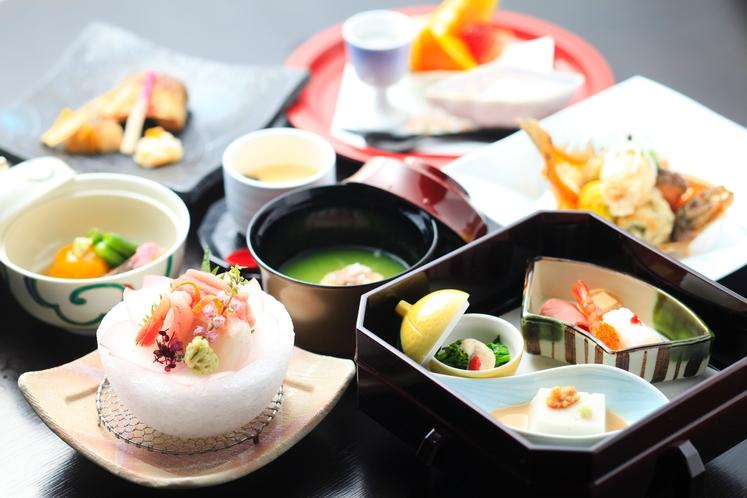 旬夏秋冬 今月の懐石料理 イメージ