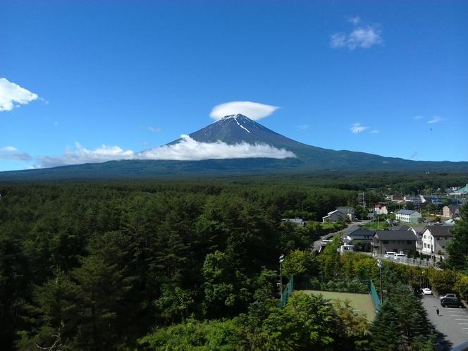 富士山 初夏