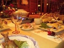 夕食和・洋イメージ