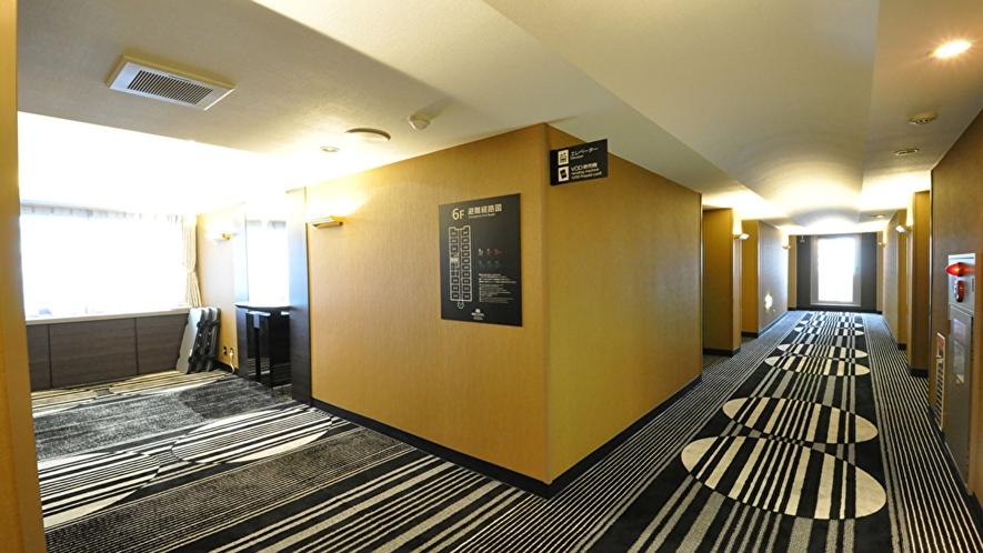 ・6階廊下