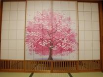 ♦【春】扉を開けると満開の桜が…(*^-^*)♦