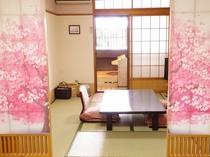 ♦【春】期間限定!1室のみの桜コンセプトルーム♦