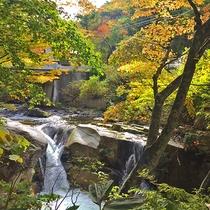 【秋】大自然に囲まれた水上高原