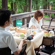 【レストラン マヨール◆ご朝食】