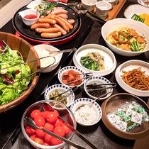 【レストラン いた和り◆ご朝食】
