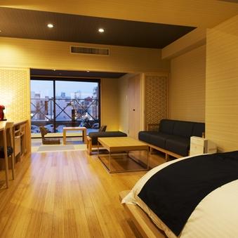 【限定1室】ジャパニーズスイート【禁煙】ベッド幅180cm