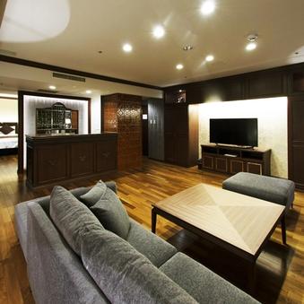 【限定1室】特別室 EXECUTIVE 61平米【禁煙】