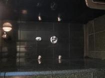 大浴場ジェットシャワー