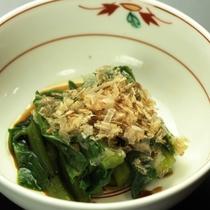 鯛すき鍋料理一例