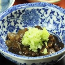 信州牛陶板焼き料理一例