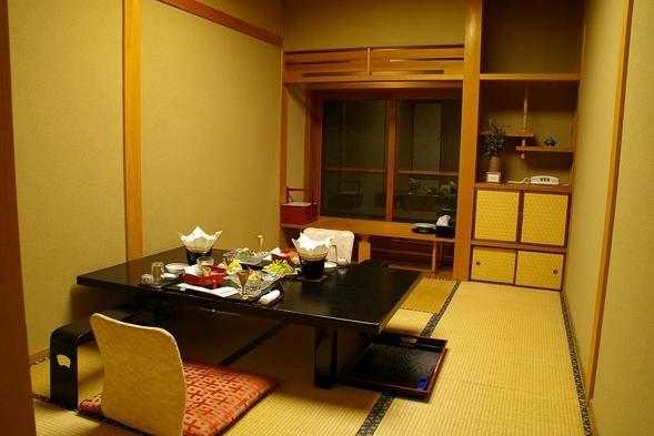 【夕食のみ】いろはなやかに、鮮鮮として 日本庭園と日本海会席 季節限定プラン