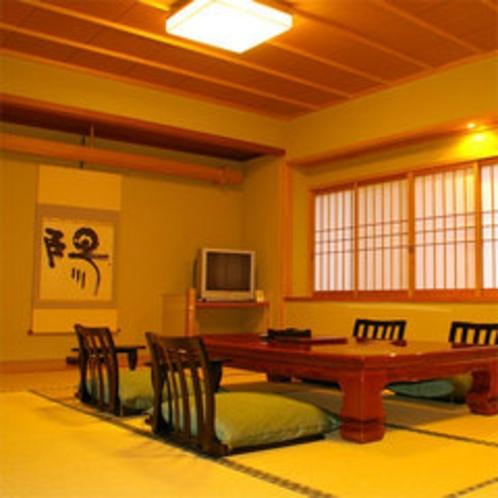 新館和室一例