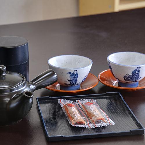*部屋(お茶セット)